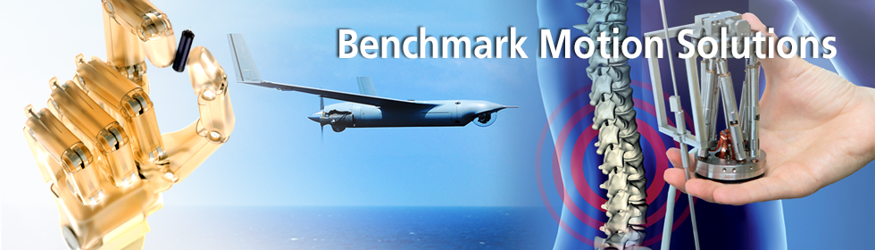 Benchmark Motion Solutions
