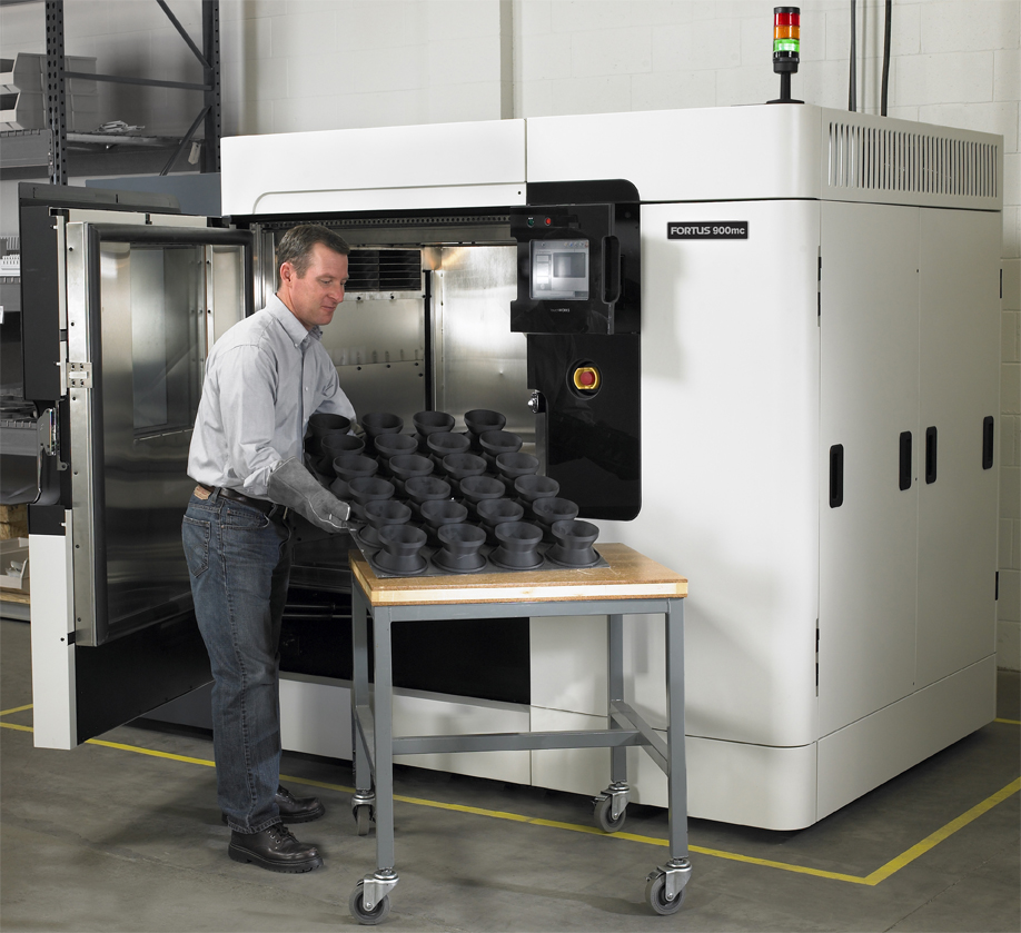 3d printer system allows for quick prototyping - Coreless 2342 DC motors from MICROMO are used to meet the continuous operation required by rapid prototyping machines